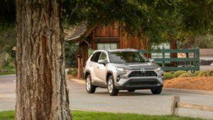 Самая дорогая версия автомобиля Toyota RAV4 2019 обойдётся 41341$
